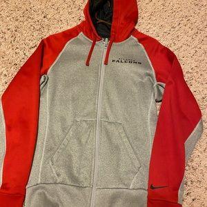 Atlanta falcons nike jacket